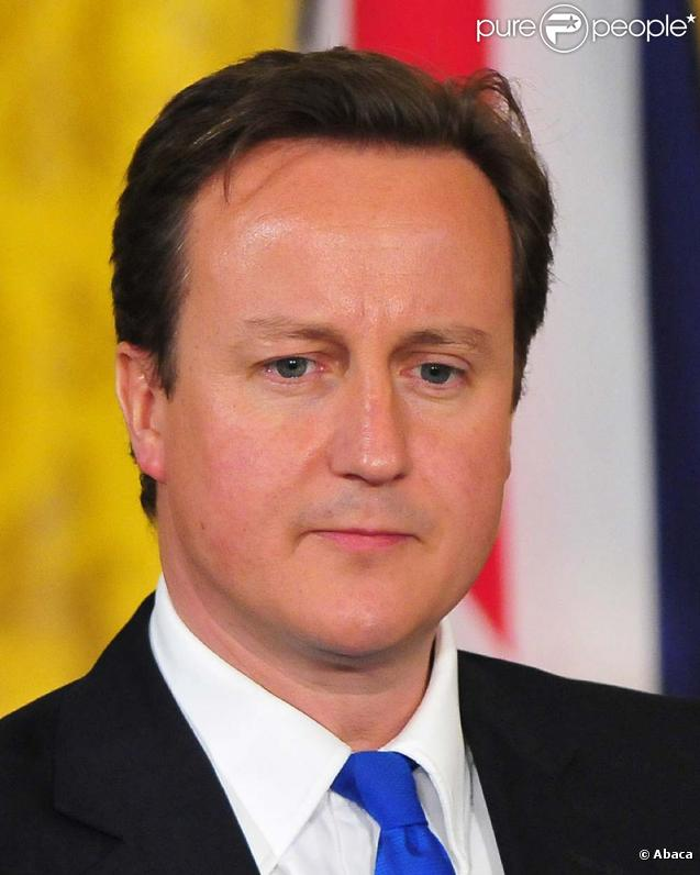 David Cameron a perdu son père mercredi 7 septembre 2010...
