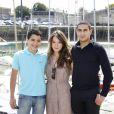Samy Seghir et la sublime  Anaïs  Demoustier  ont également  rejoint les côtes charentaises pour présenter le téléfilm  Vous êtes  leur crainte .