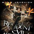 Des images de  Resident Evil Afterlife 3D , en salles le 22 septembre 2010.