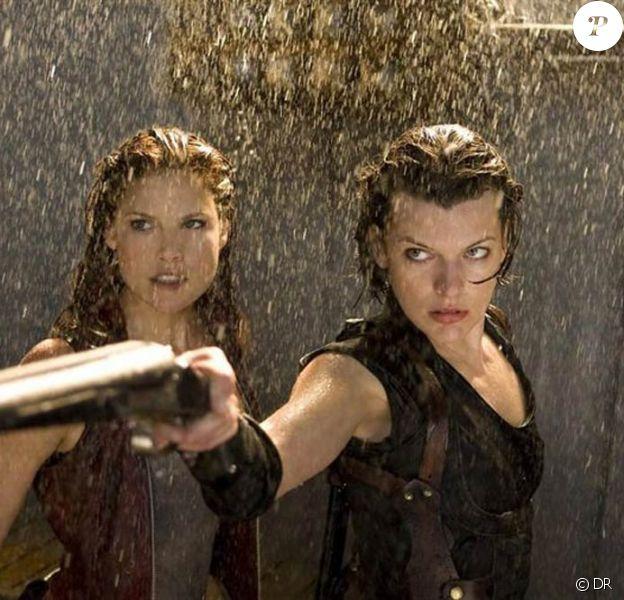 Des images de Resident Evil Afterlife 3D, en salles le 22 septembre 2010.