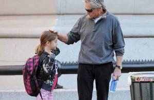 Michael Douglas : Malgré son combat contre le cancer, la star reste un papa modèle !