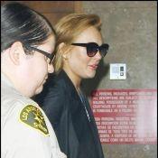 Lindsay Lohan : La starlette vient d'être incarcérée !