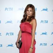 Eva Mendes et Pamela Anderson : elles voient rouge pour la PeTA !