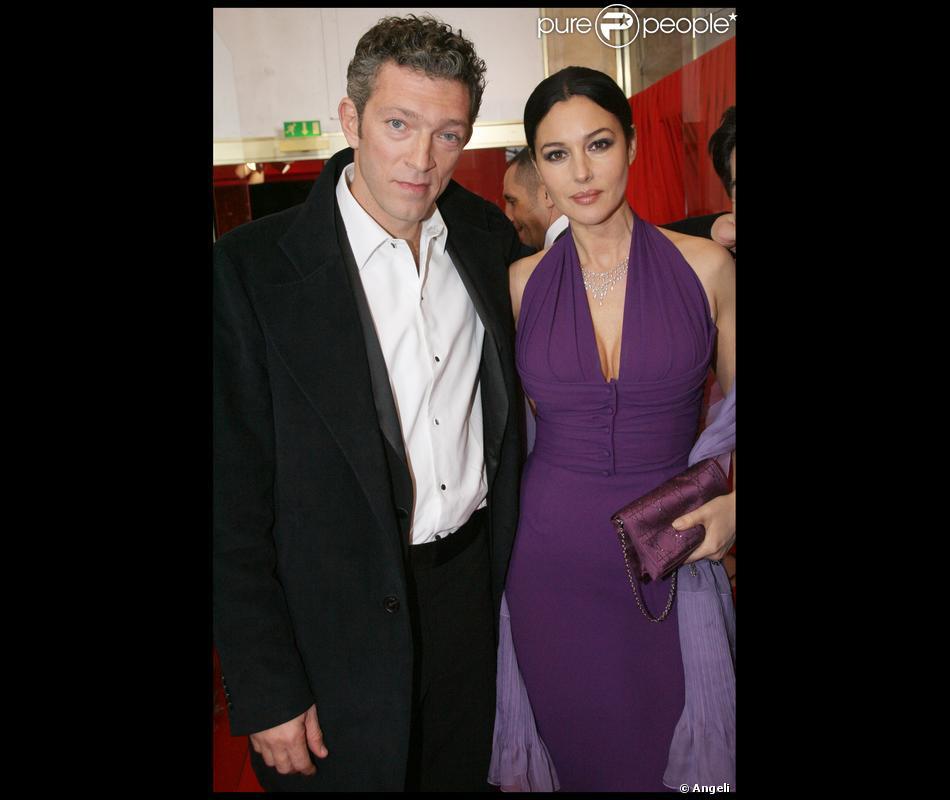 En Mai 2009, Lu0027appartement De Monica Bellucci Et Vincent Cassel Situé Dans  Le XXe Arrondissement De Paris A été Cambriolé Au Moment Où Se Déroulait La  ...