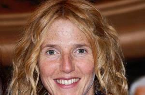 Sandrine Kiberlain a fêté samedi ses 40 ans avec ses copains d'avant...