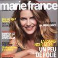 """""""Alica Taglioni en couverture de Marie France"""""""