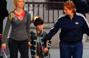Cynthia Nixon : Moments complices avec sa compagne et son fils !