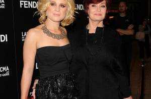 Kelly et Sharon Osbourne : mère et fille, ou bien... soeurs ?