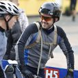 Le 3 octobre 2010, Frederik de Danemark a couru 70 des 103 km d'une course de cross-country VTT.