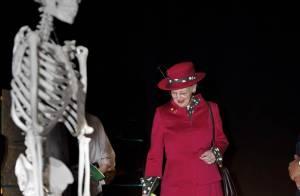 Margrethe et Frederik de Danemark à l'expo, la princesse Mary à sa grossesse ?
