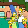 Des images des  Simpson .
