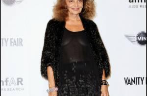 Diane Von Furstenberg lance enfin sa ligne de beauté !