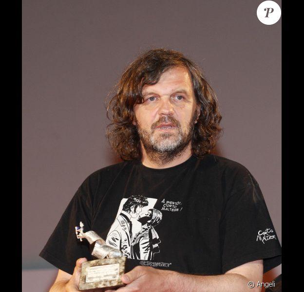 Le réalisateur et acteur Emir Kusturica