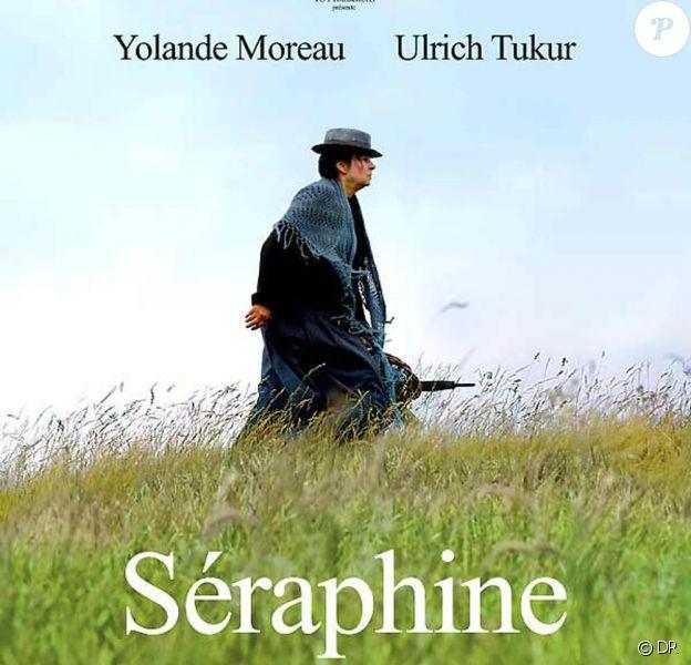 Des images de Séraphine, dont le scénario est accusé de plagiat.