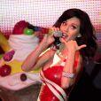 Katy Perry lancera, en novembre, son premier parfum,  Purr .