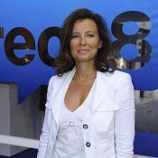 Valérie Trierweiler touchée par les mots de son compagnon François Hollande !