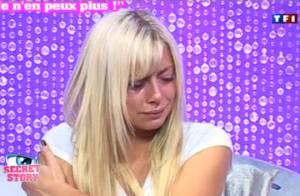 Secret Story 4: Bastien utilise ses techniques sur Stéphanie qui fond en larmes!