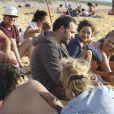 Le film Les Petits Mouchoirs avec notamment Jean Dujardin et Marion Cotillard