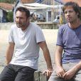 Le film Les Petits Mouchoirs : Gilles Lellouche et Laurent Lafitte