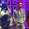 Le robot, Anthony et Charlotte font leur entrée dans Secret Story 4