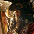 Keith Richards dans  Pirates des Caraïbes - La Fontaine de Jouvence , en salles en mai 2011.