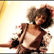 Inna Modja : La jeune chanteuse joue les modeuses pour l'amour du chocolat !