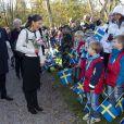 Du 21 au 23 octobre 2010, Victoria et Daniel de Suède étaient en visite dans la province du Västergötland, où ils ont été ovationnés comme de véritables stars d'Hollywood.