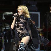 Kylie Minogue : Un concert incroyable au pied des pyramides de Gizeh !
