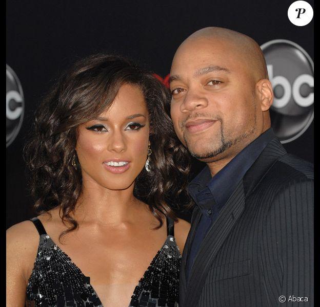 Alicia Keys et son futur mari Kerry Brothers