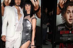 Katy Perry et Russell Brand : les mariés menacés par un tigre mangeur d'hommes !