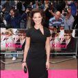 Katherine Heigl pour la promo du film  Killers  à Londres, elle a choisi une robe Victoria Beckham bien sûr !