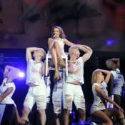 Kylie Minogue : A quelques jours de sa venue à Paris, elle est en grande forme !