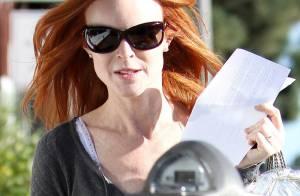 Marcia Cross: Le mari de Megan Fox aurait-il chamboulé sa vie... vestimentaire ?