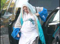 Christina Applegate : Très enceinte, elle ose la tenue d'Halloween !
