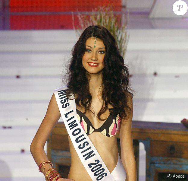 Sophie Vouzelaud, première dauphine de Miss France 2007
