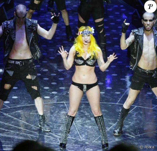 Lady Gaga et U2, grands vainqueurs des Billboard Touring Awards