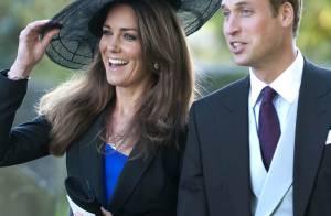 Le prince William et sa belle Kate Middleton font un grand pas vers le mariage !