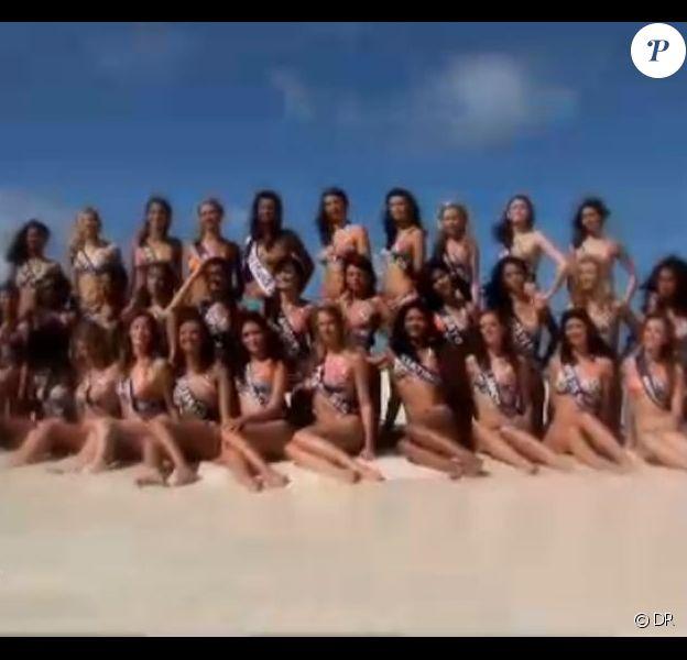 Les 33 Miss aux Maldives
