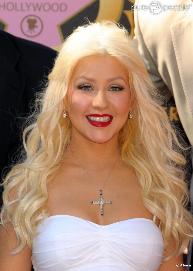 Christina Aguilera sera à l'affiche de  Burlesque  à partir du 22 décembre dans les salles françaises.