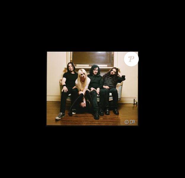 Taylor Momsen et The Pretty Reckless en concert à Paris le 9 décembre