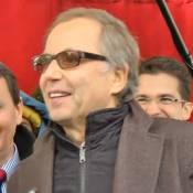 Quand Fabrice Luchini, en président déchaîné, chante du Johnny Hallyday !