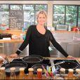 Luana Belmondo en cuisine !
