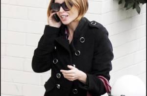 Dannii Minogue : Elle retrouve son fils chéri, déjà surprotégé !