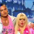 """""""Edward, lors de son passage à l'émission  Incroyable Talent  sur M6."""""""