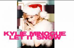 Kylie Minogue : Elle met un sacré coup de vieux à la mère Nöel !