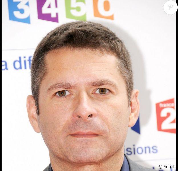 Thierry Guerrier, chef du service politique à Europe 1.