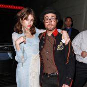 Sean Lennon/Charlotte Kemp Muhl : beaux, jeunes, stylés... Le couple parfait !