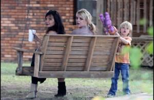 Britney Spears, réunie avec les siens : il en faut peu pour être heureux !