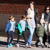 Christy Turlington : Maman débordée le jour et top-model divine le soir !