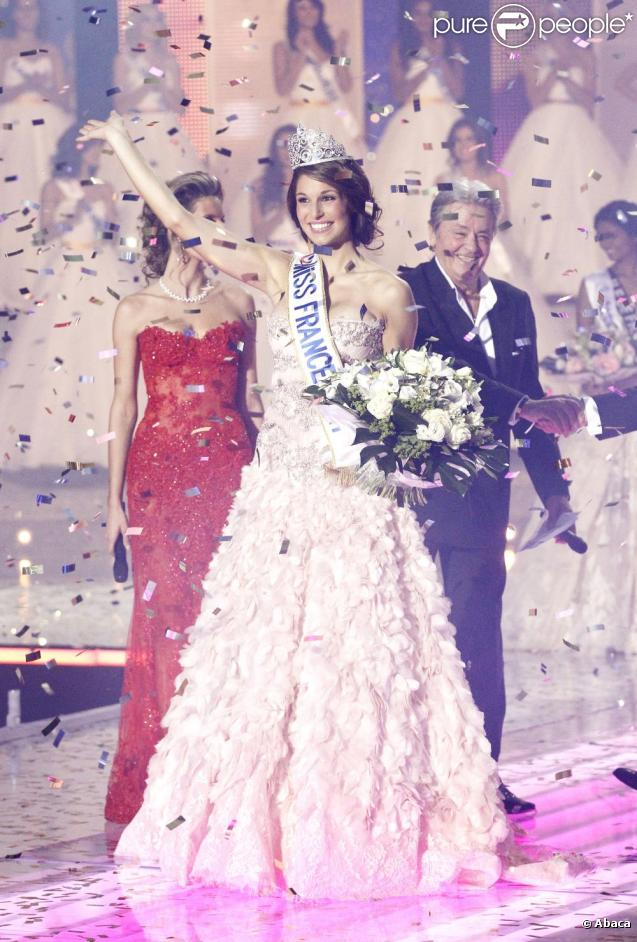 Laury Thilleman est Miss France 2011.